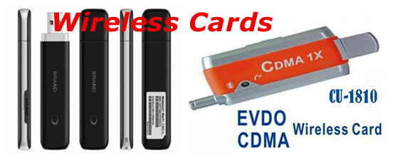 Wireless Cards